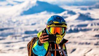 Опасная Камчатка на Снегоходах. Как Спастись От Лавины?