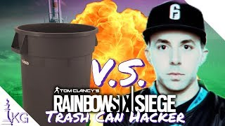 Pro vs Hacker Trash Can | Full Game Tower