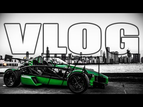 homepage tile video photo for Car Events, Brakes Again and an Ariel Atom | Vlog 74
