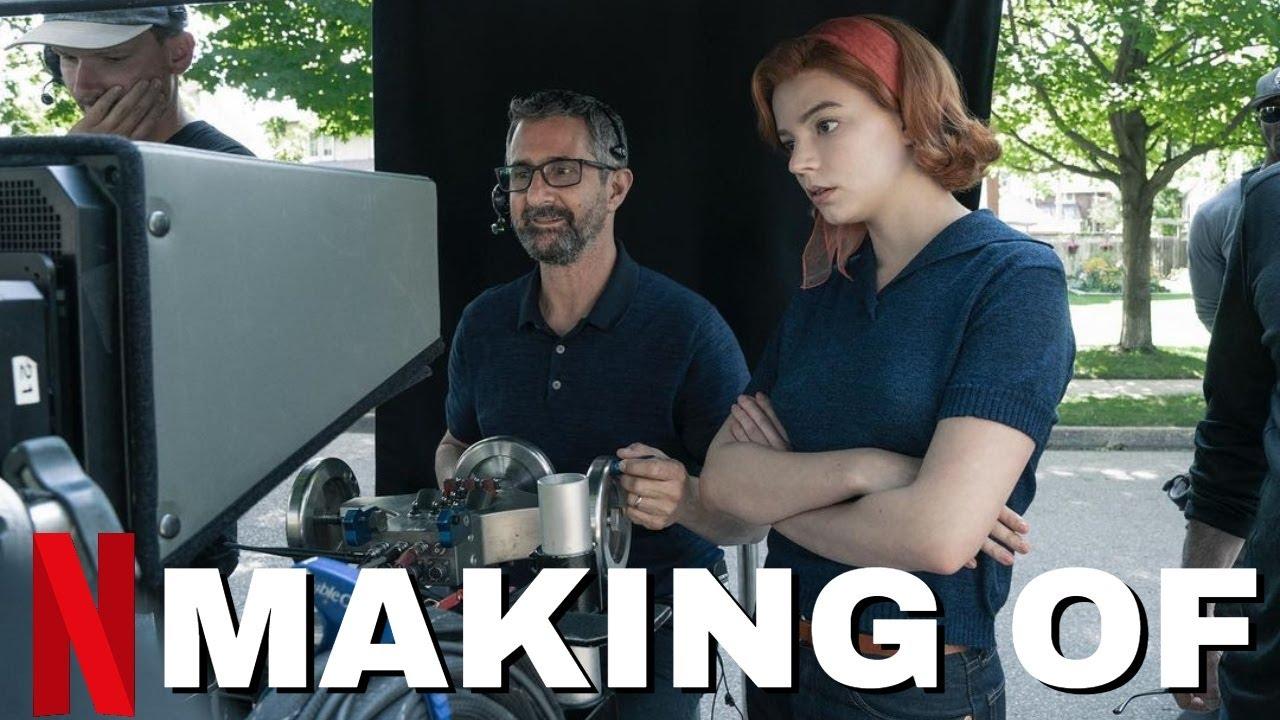 Download Making Of THE QUEEN'S GAMBIT - Behind The Scenes | Hinter den Kulissen der Netflix Serie | CBFX NY