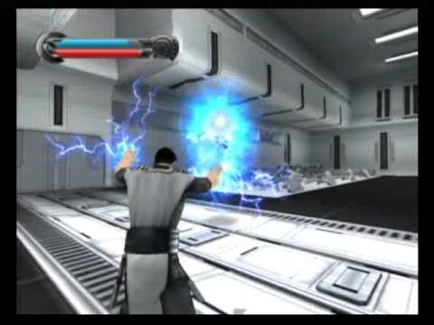 Star Wars: The Force Unleashed II (Wii) Walkthrough: Part 2 - Kamino: Escape