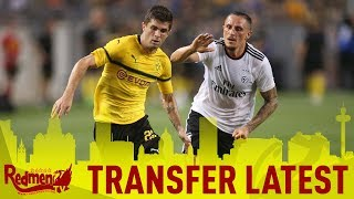 Liverpool Want Pulisic, But Not Yet! | #LFC Transfer News LIVE