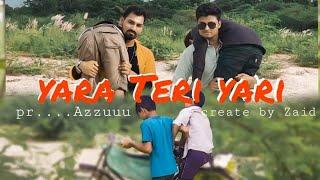 Yara Teri Yaari Ko Maine To Khuda Mana Full HD Create By Zaid Khan