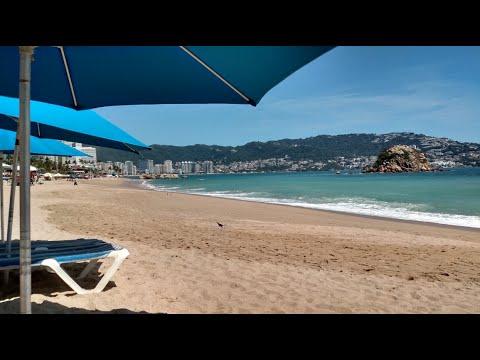 Acapulco - Guerrero - México - Playa El Morro - Hotel Crowne Plaza
