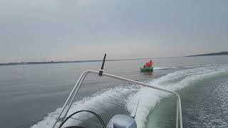 Mopa Expedition jagtbåd og nu som Vandsportsbåd