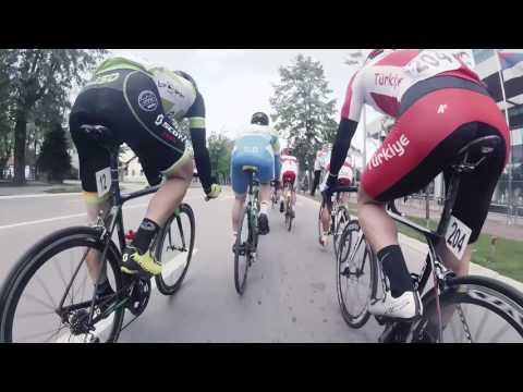 Belgrade - Banjaluka II 2017 UCI 1.2. UNCUT ONBOARD (last laps)