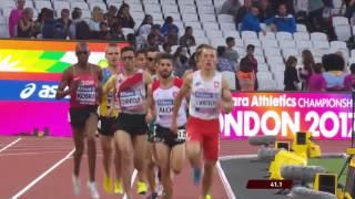 Men's 1500m T13 |Final | London 2017 World Para Athletics Championships