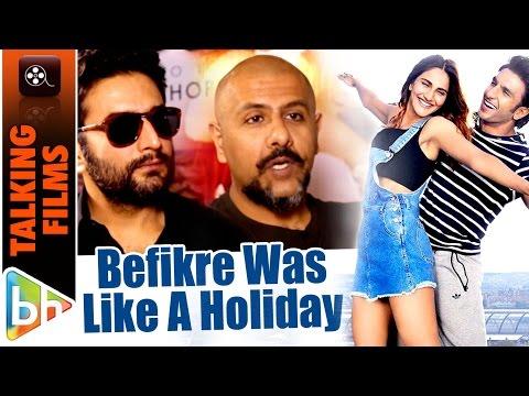 """""""Composing Music For Befikre Was Like A Holiday"""": Vishal Dadlani and Shekhar Ravjiani"""