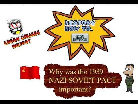 the nazi soviet pact The molotov–ribbentrop pact, also known as the nazi–soviet pact, the german–soviet non-aggression pact or the nazi german–soviet pact of aggression (officially: treaty of non-aggression.