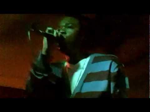 MAC MALL AND RAY LUV PERFORMING WIDE OPEN LIVE