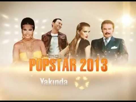 POPSTAR 2013 / TANITIM STAR TV  (BÜLENT ERSOY )
