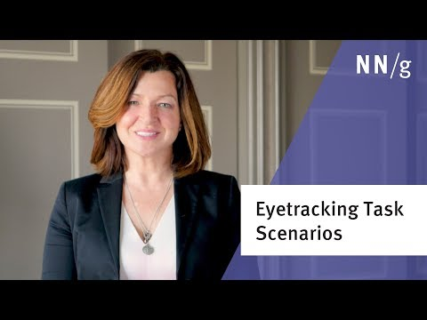 Eyetracking Shows How Task Scenarios Influence Where People Look