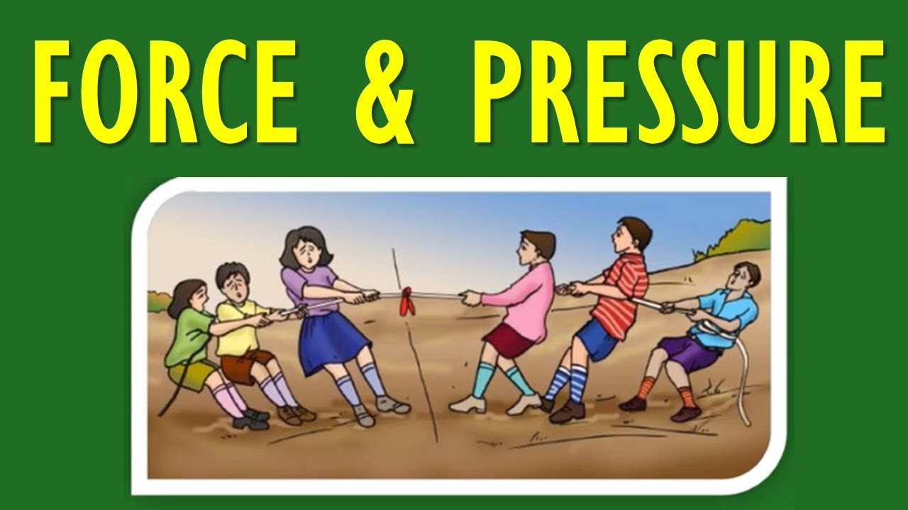 Force and Pressure Class 8 Science Chapter 1 Part 1 Explanation, Question  Answers - CBSE, NCERT