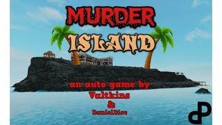 Murder Island - Full Playthrough - Roblox