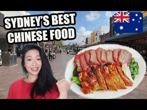 Is This The BEST SYDNEY SUBURB For CHINESE FOOD? | EASTWOOD FOOD TOUR 2020