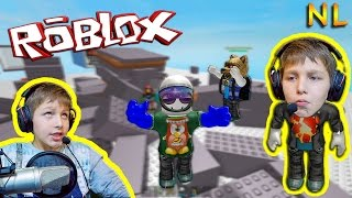 Roblox Build & Ride a Raft or SKATEBOARD to VIP! Roblox Nederlands