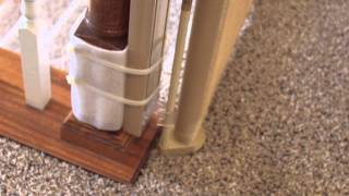 Retract-A-Gate retractable baby gate installation review