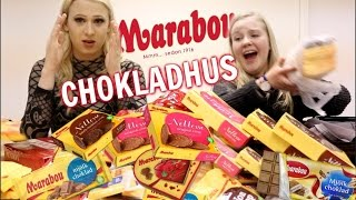 BYGGER MARABOU CHOKLADHUS ft. Kaily Norell
