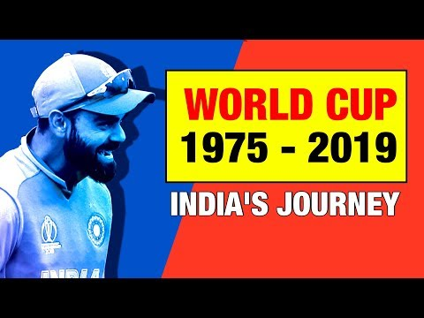India Cricket Team Journey In World Cup | History | Live Hindi 2019 | CWC | India Vs England