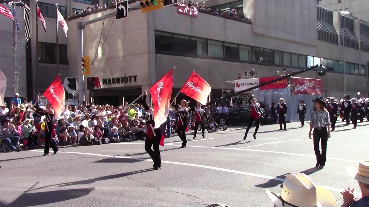 Calgary Stampede Showband 2018 Calgary Stampede Parade
