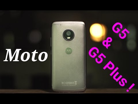 Moto G5 & G5 Plus Review | Budget King : LOL | ATC | বাংলা | 4k