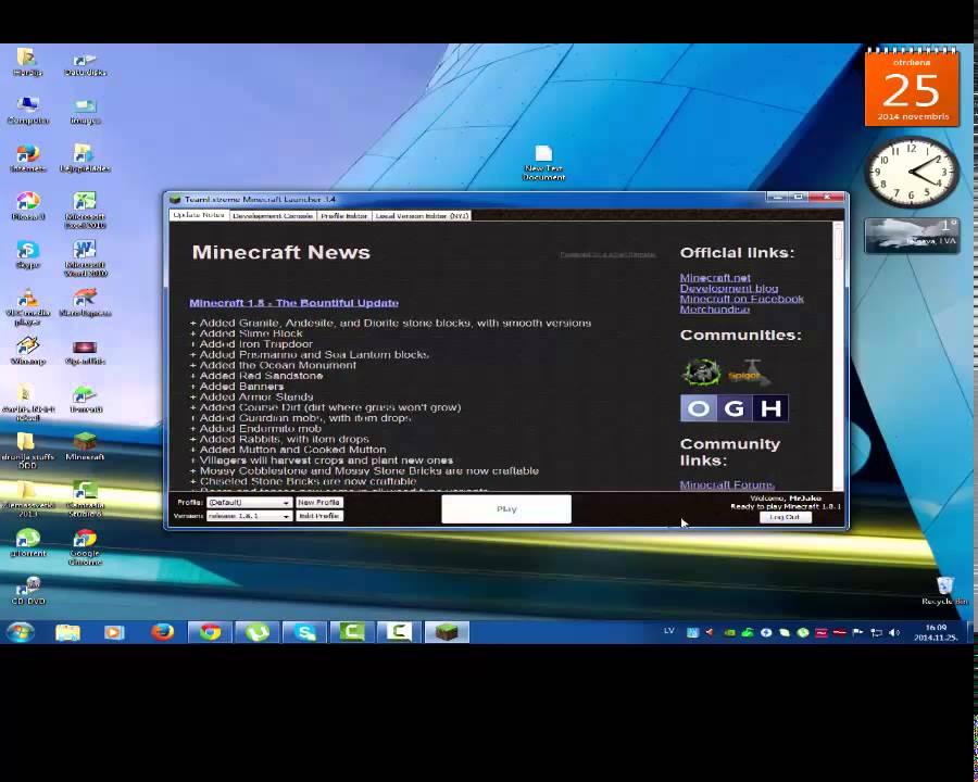 MineCraft Cracked Launcher FREE YouTube - Minecraft server erstellen cracked 1 8