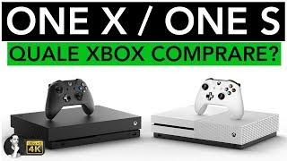XBOX ONE X vs. XBOX ONE S | Quale comprare e perché