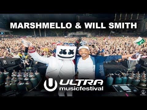 MARSHMELLO & WILL SMITH - ULTRA MIAMI 2018
