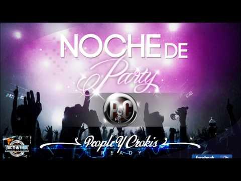 People & Crokis - Noche de Party