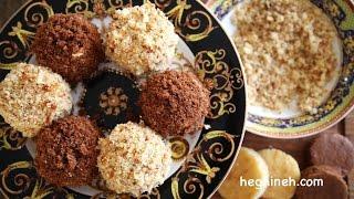 Little Cakes Recipe  Porcupine  Ոզնի Ежик - Հեղինե (in Armenian)
