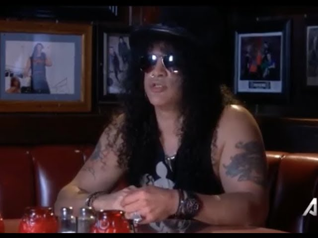 Slash On How He Almost Died After Quitting Guns N Roses