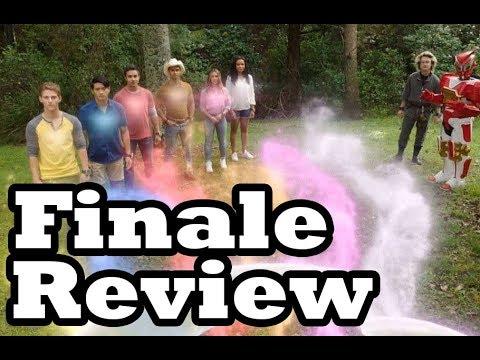 Power Rangers Super Ninja Steel Season/Series Finale Review
