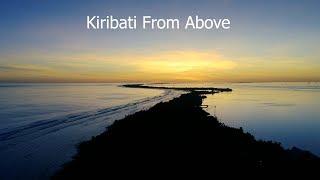 Kiribati from Above