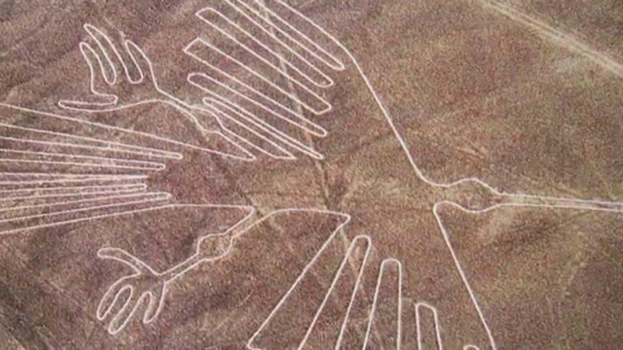 Resultat d'imatges de linies de nazca