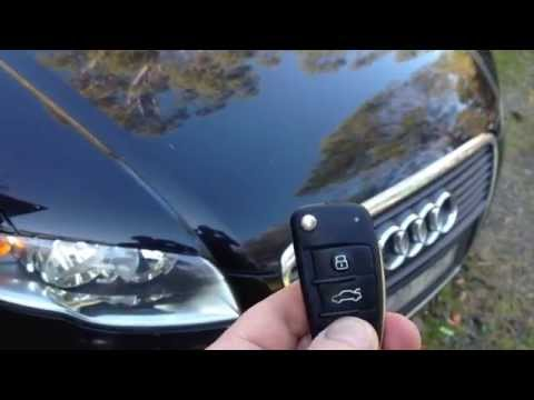 how to program vw golf audi a4 key. Coding key when battery replaced.