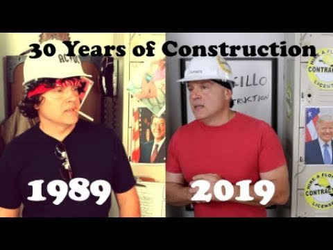 30 Years of Construction | The Construction Comic | Carmen Ciricillo