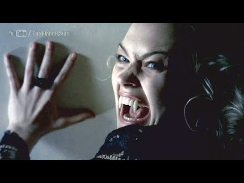 When Sophia Myles Scared Scott Speedman  Horror  from Underworld 2003 film