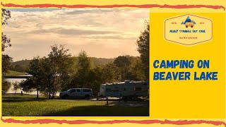 Affordable camping in Nortнwest Arkansas