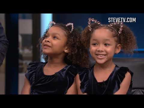 Sisters Dani & Dannah Dish Out Advice on Hey Steve