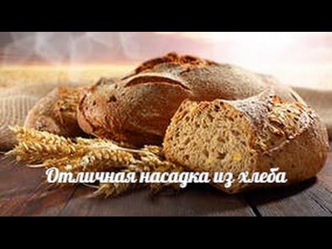 Отличная насадка из хлеба