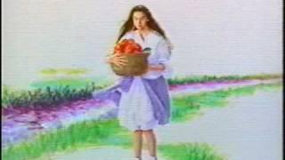 キリン シャッセ CM 観月ありさ「伝説の少女」(1991年)