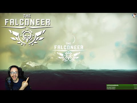 """The Falconeer - """"Playin' With The Buoys"""" 
