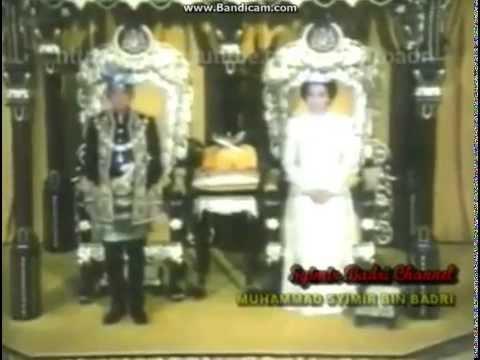 Malaysian Anthem (Negaraku) TV1 1983-1987