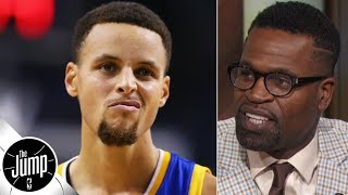 Stephen Jackson: My Warriors team would beat Steph's Warriors (2016) | The Jump | ESPN Archive