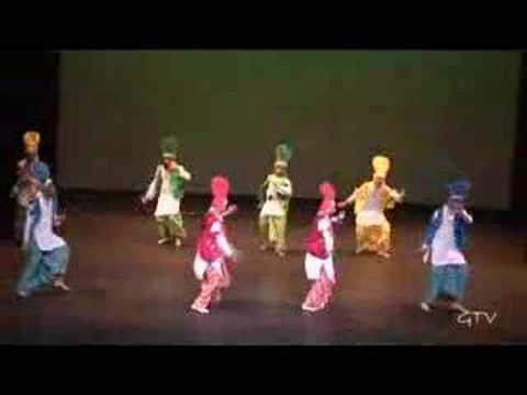 Gabroo Punjabis – Giant Bhangra 2007