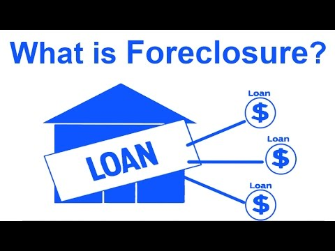 What is Foreclosure? Foreclosure Explained for Beginners in Simple English by Local Records Office