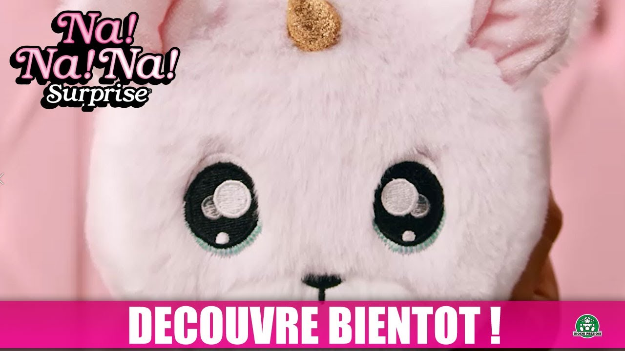Na ! Na ! Na ! Surprise / Pom Doll / Teaser 2 / Giochi France
