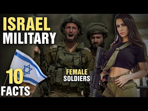 10 Surprising Facts About Israel Military