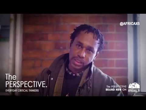 The PERSPECTIVE   with Brooklyn Qeq Nuba'r