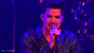 Download TALC HD - Adam Lambert - Trespassing & Another One Bites the Dust - Bowery Ballroom NYC Mp3 and Videos